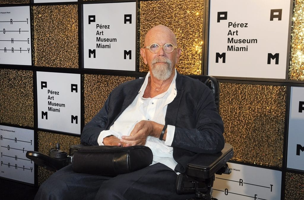 Interview: Artist Chuck Close Decodes His Compelling Portraits
