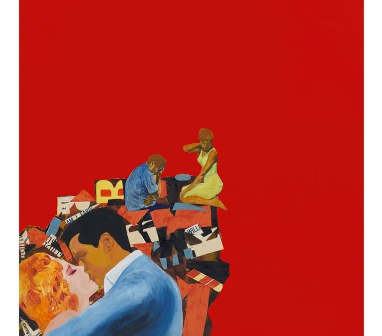 Pop Artist Rosalyn Drexler breaks barriers at Art Basel Miami