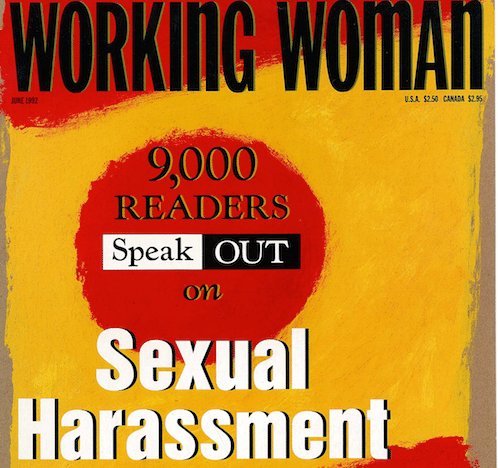 Sexual Harassment: The Inside Story